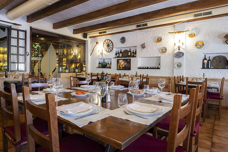Fotografía para restaurante La Brasa Tenerife