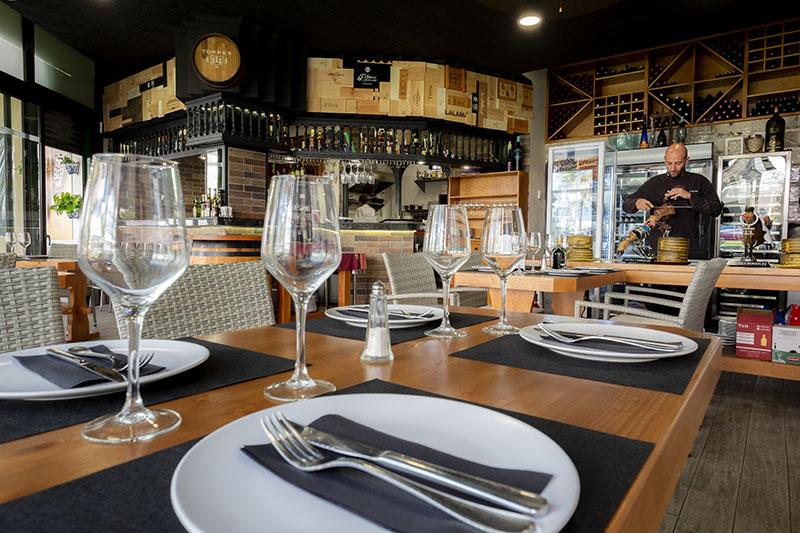 Fotografía para restaurante La Taberna Tenerife