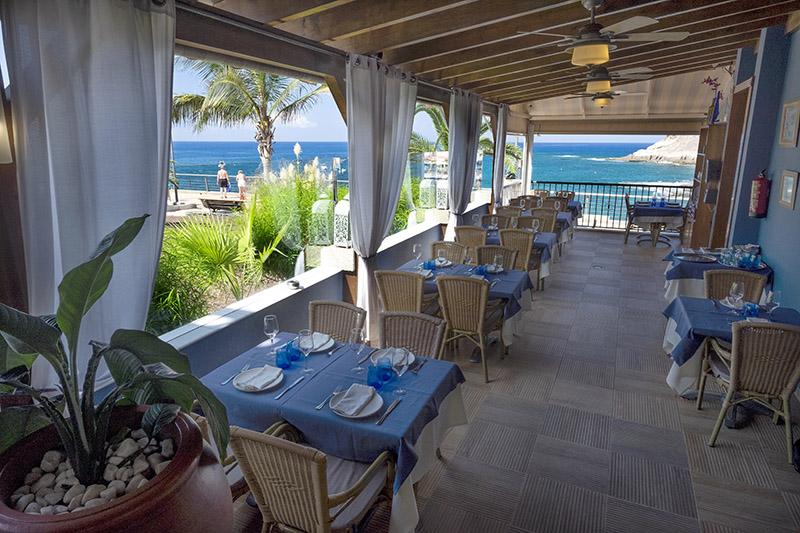 Fotografía para restaurante Salitre Tenerife